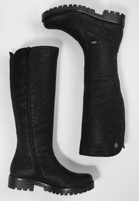 Rieker - Zimní obuv - schwarz - 2