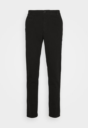 PASCAL PANTS - Chino - black