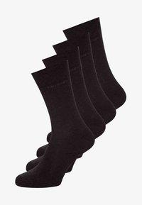 4 PACK - Socks - anthracite
