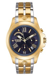 Versus Versace - LION - Kronograf - gold-coloured/blue - 4