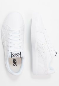 ASICS SportStyle - CLASSIC CT - Sneakers - white - 1