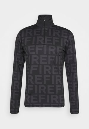 PASCAL - Long sleeved top - black