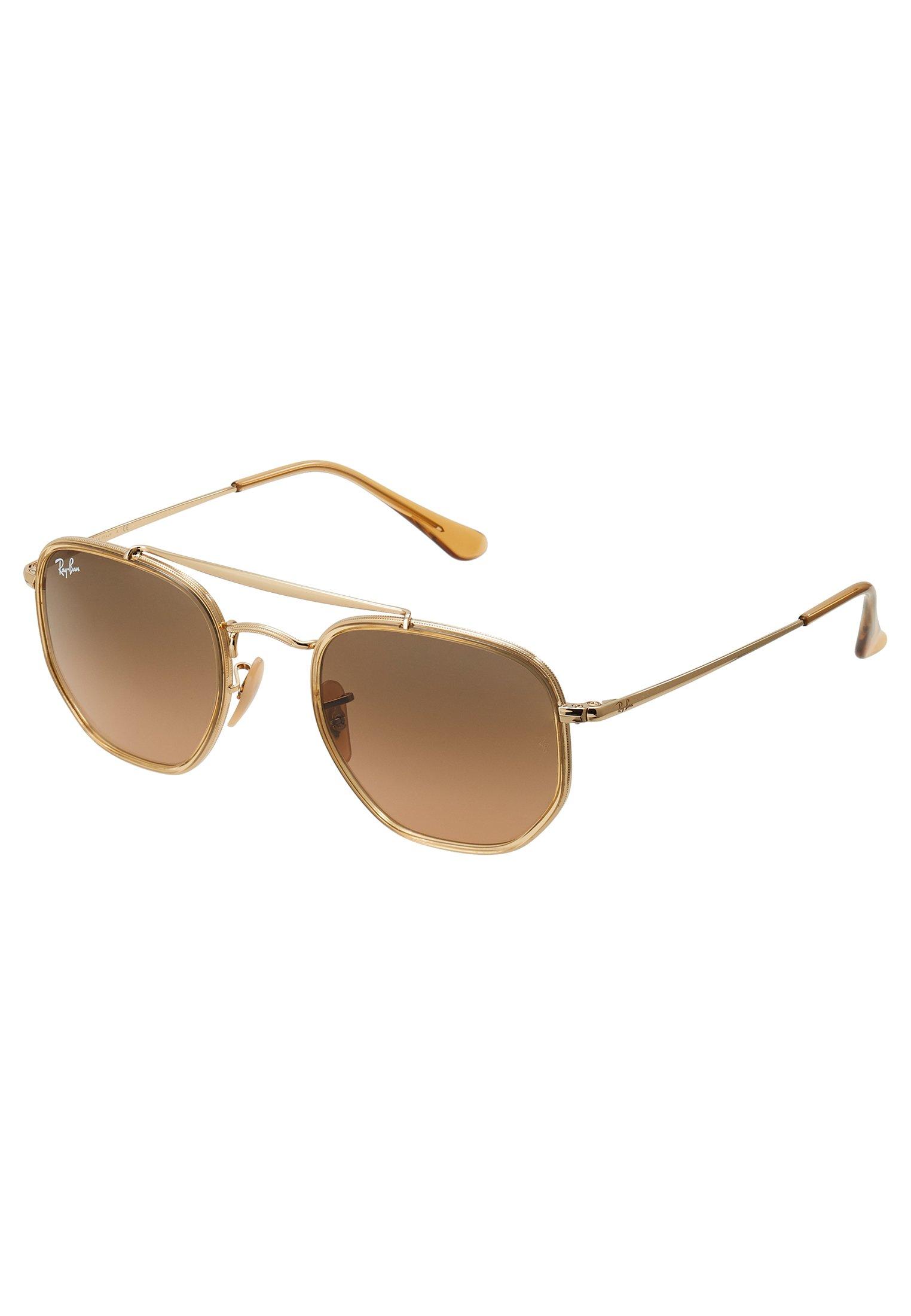 Ray-Ban Solbriller - gold-coloured/brown/gullfarget MkYCfI0XWRIVLmc