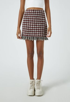 Mini skirts  - bordeaux