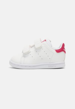 STAN SMITH UNISEX - Sneakers laag - white/bold pink
