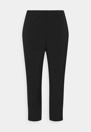CARVILDAS CIGARETTE PANT - Trousers - black