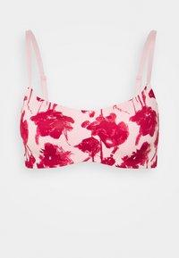 Calvin Klein Underwear - LIQUID TOUCH LIGHTY LINED DEMI - Bustier - sand rose - 5
