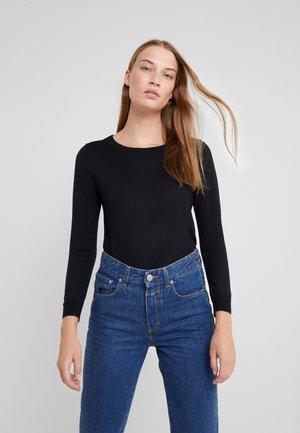 TIPPI CREW - Sweter - black