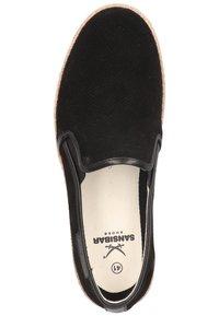 Sansibar Shoes - Espadrilles - schwarz - 3