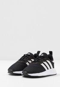 adidas Originals - X_PLR S - Mocasines - core black/footwear white - 3