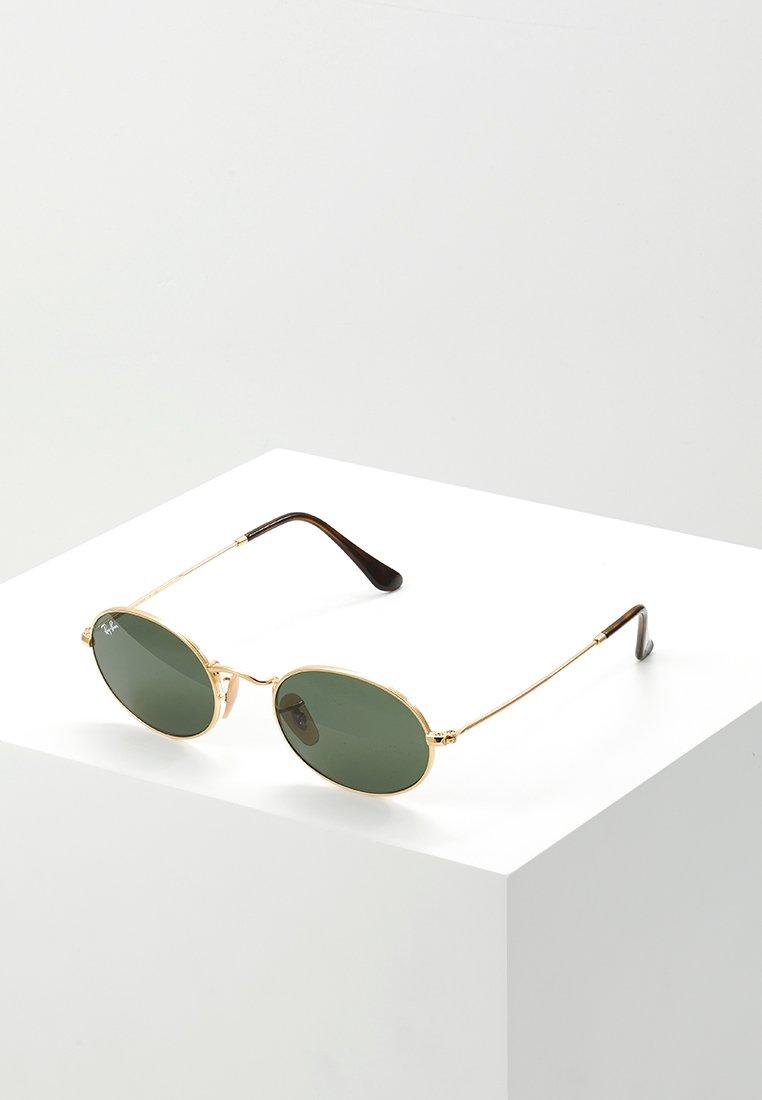 Ray-Ban - 0RB3547N OVAL - Sluneční brýle - gold-coloured