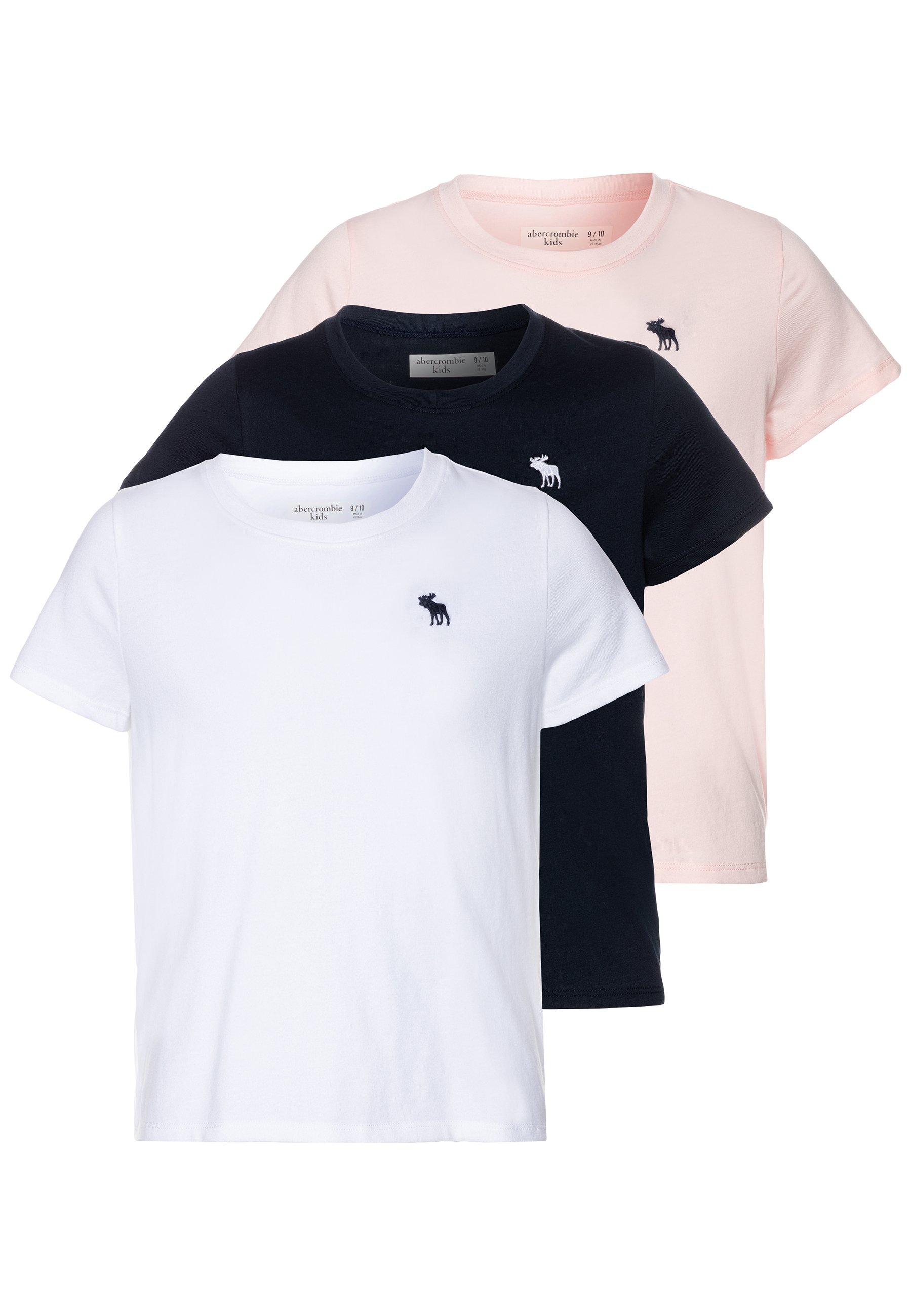 Kids CORE CREW 3 PACK - Basic T-shirt