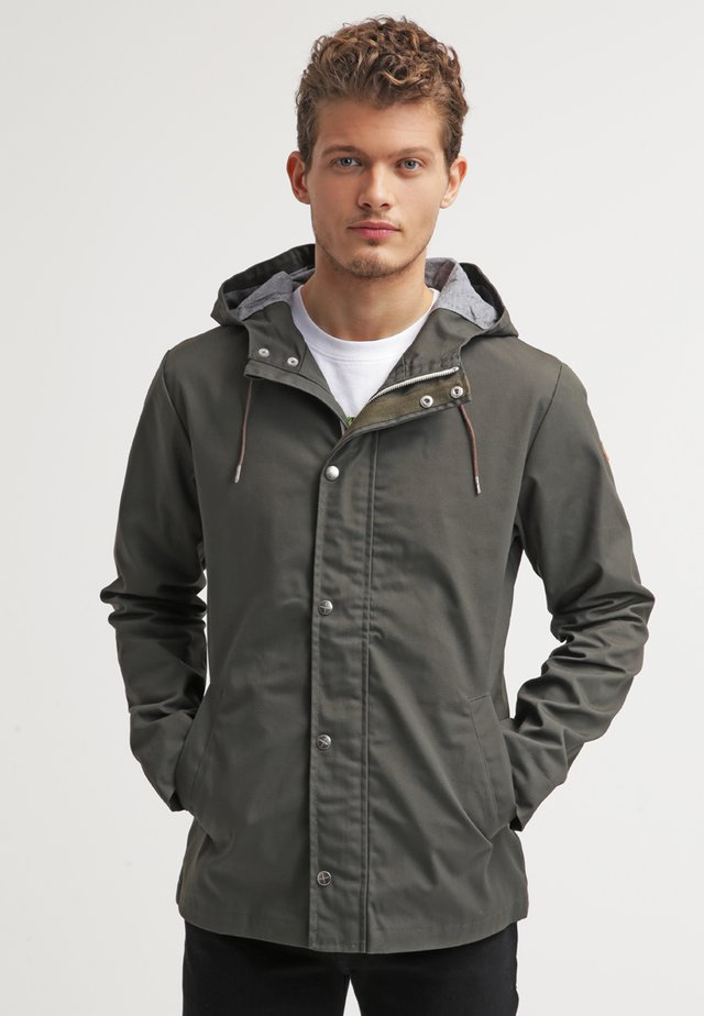 JACKET LIGHT - Summer jacket - army