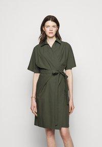 WEEKEND MaxMara - AUSTIN - Day dress - khaki - 0