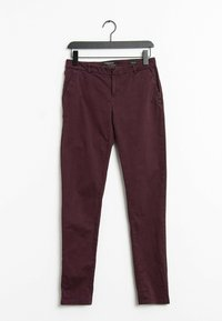 Scotch & Soda - Trousers - purple - 0