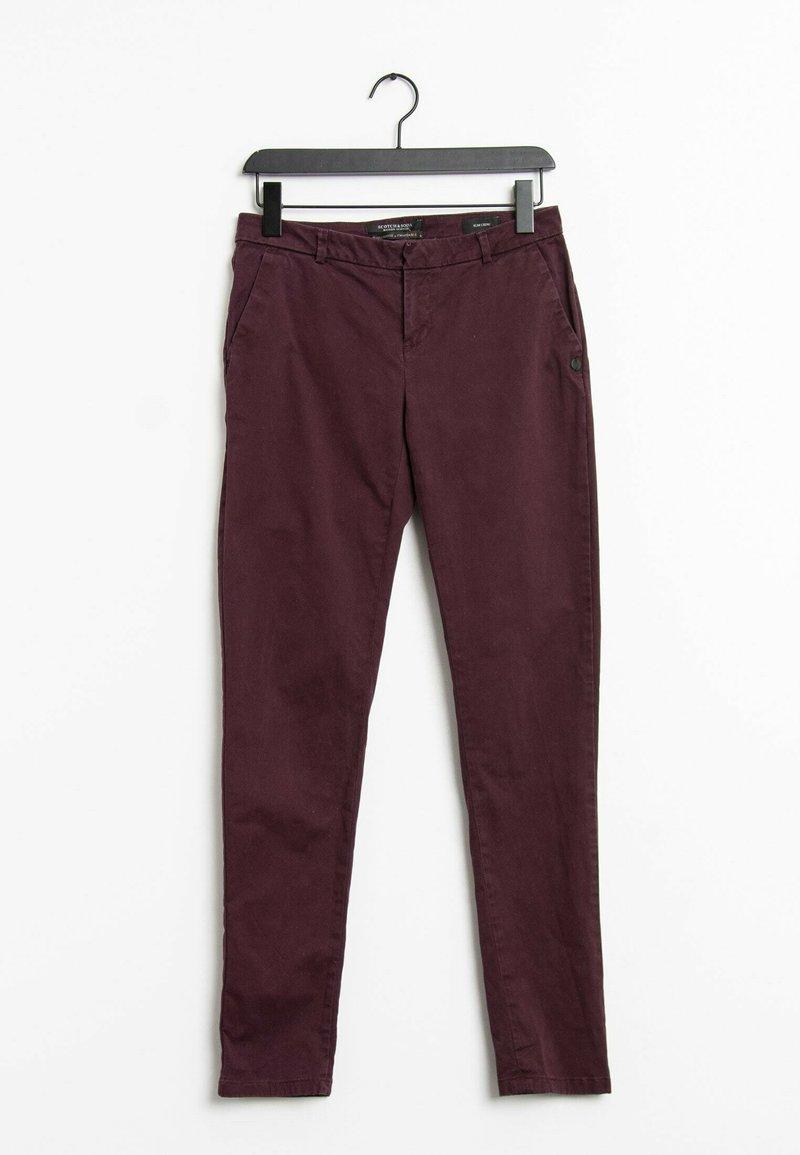 Scotch & Soda - Trousers - purple