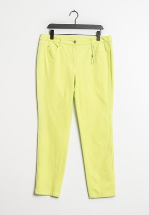 Jeansy Relaxed Fit - green