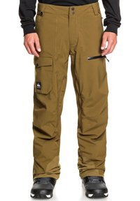 Quiksilver - Snow pants - military olive - 0