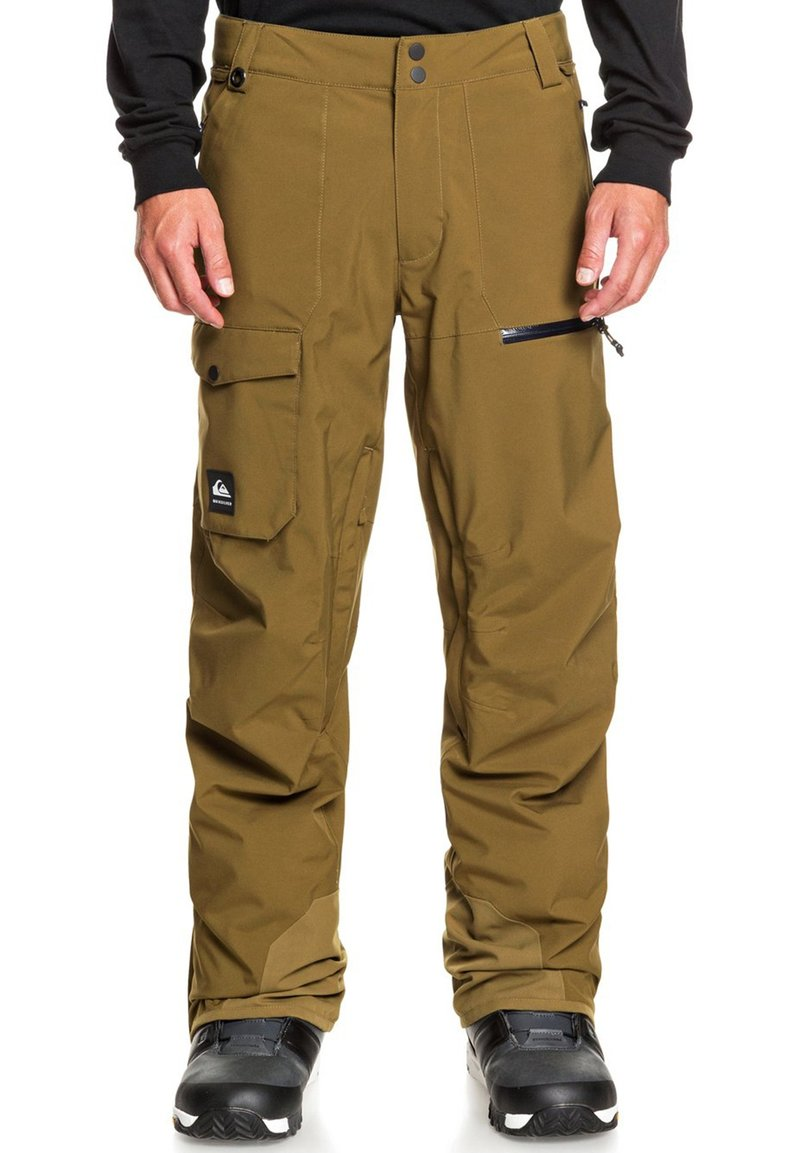 Quiksilver - Snow pants - military olive