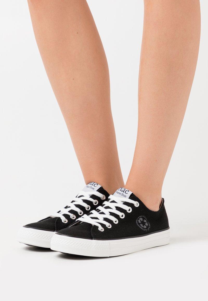 NAE Vegan Shoes - RECLAIM VEGAN - Sneakers laag - black