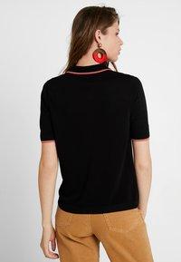 Scotch & Soda - SPORTY - Polo shirt - black - 2