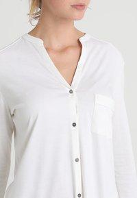 Hanro - PURE ESSENCE SET - Pyjama set - off white - 6