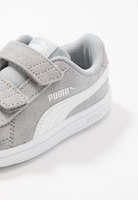 Puma - SMASH - Baskets basses - high rise/white - 5