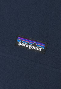 Patagonia - MICRO SNAP - Fleece jumper - new navy/classic red - 2
