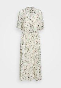 Moss Copenhagen - BLOSSOM ROSALIE DRESS - Kjole - ecru - 3