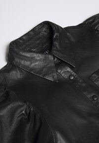 Ibana - TALIA - Button-down blouse - black - 2