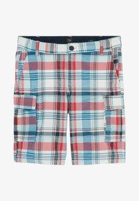 C&A - Shorts - white/blue - 0