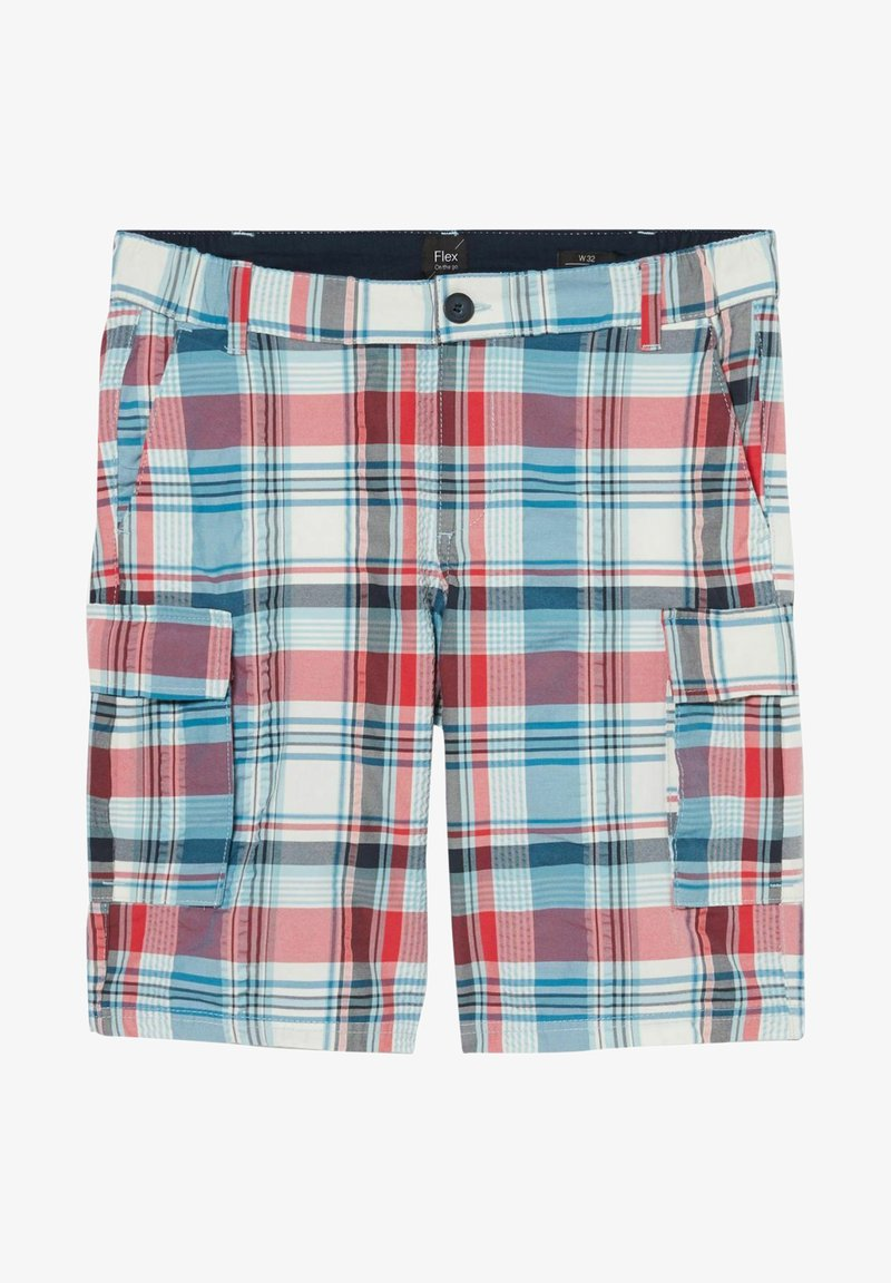C&A - Shorts - white/blue