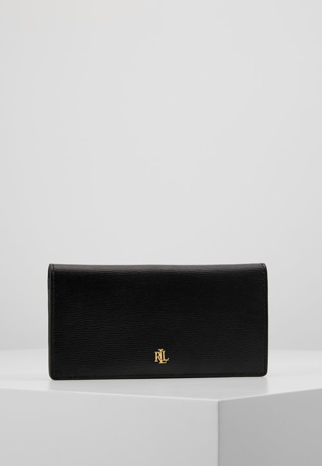 SAFFIANO SLIM WALLET - Wallet - black