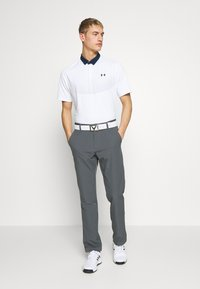 Under Armour - TECH PANT - Kalhoty - pitch gray - 1