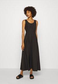 InWear - FORY DRESS - Maxi dress - black - 0