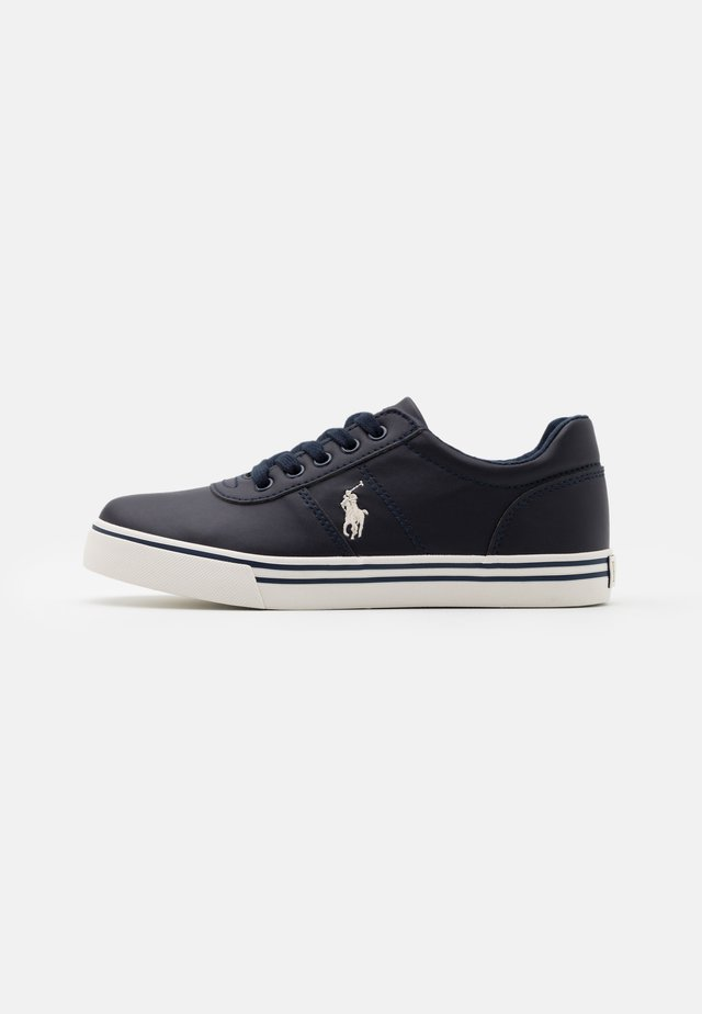 HANFORD - Baskets basses - navy/offwhite