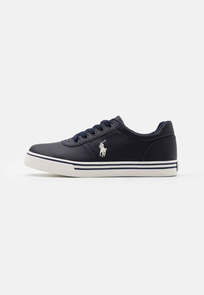 Polo Ralph Lauren - HANFORD - Trainers - navy/offwhite