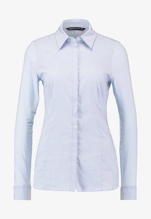 XANI - Button-down blouse - light blue