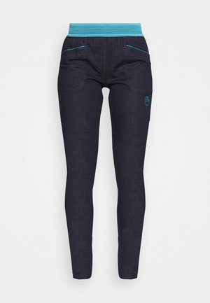 MIRACLE - Trousers - dark blue