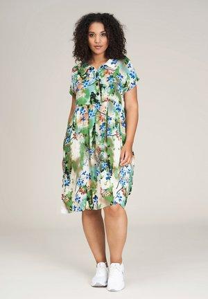 LISE - Shirt dress - multicoloured