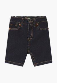Levi's® - STRETCH SET - Short en jean - navy heather - 2