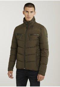 CHASIN' - Winter jacket - green - 2