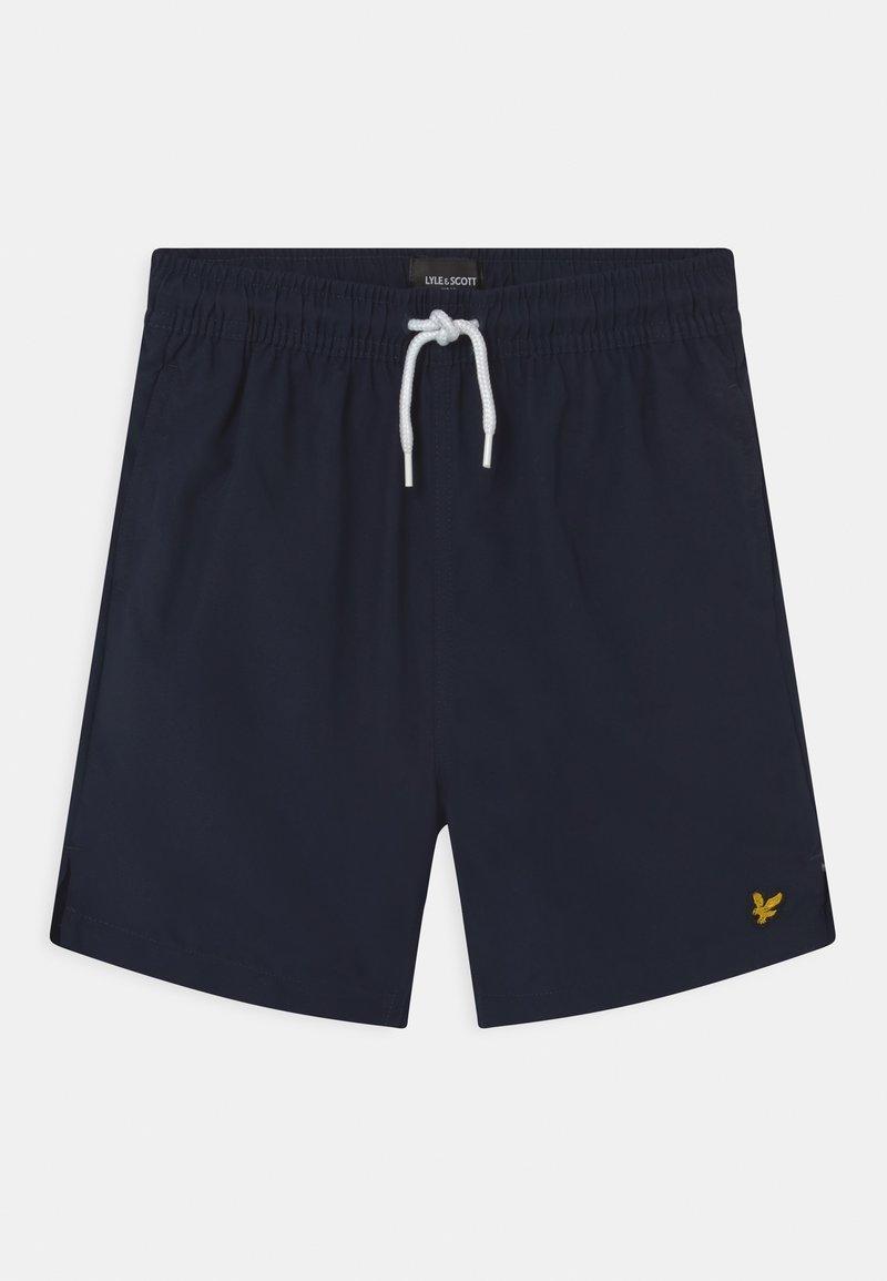 Lyle & Scott - CLASSIC - Swimming shorts - navy blazer