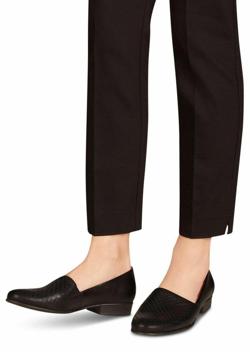 Tamaris - Business loafers - black struct