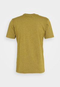 Helly Hansen - LOGO - Print T-shirt - uniform green melange - 1