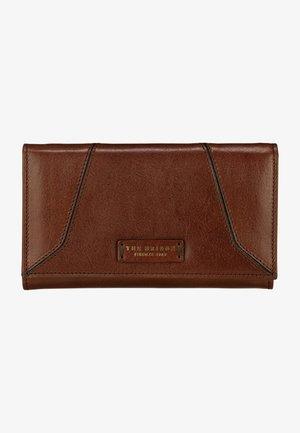 CATERINA - Wallet - marrone/oro