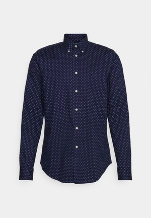 LONG SLEEVE DRESS SHIRT - Formal shirt - navy