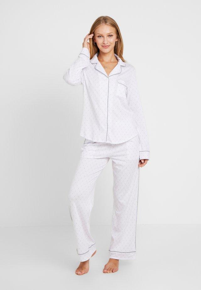 SET - Pyjama set - white