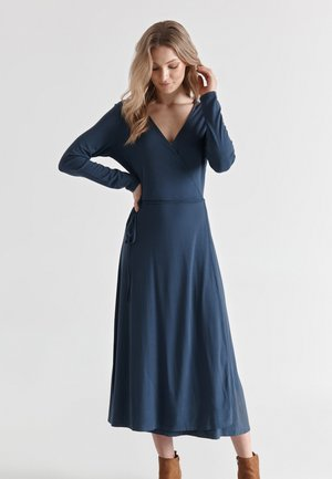 FLARA - Maxi dress - navy blue
