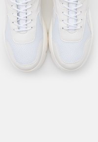 Missguided - UPDATED WAVE TRAINER - Trainers - white - 5